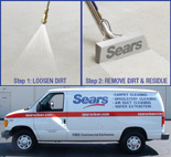 Sears Carpet and Upholstery Care System