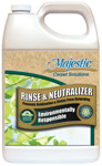 Majestic Carpet Solutions Rinse and Neutralizer