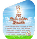 Pet Stain and Odor Miracle